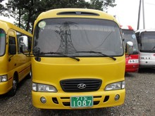 2005Y Hyundai County USED Mini Bus FOR SALE FROM KOREAN