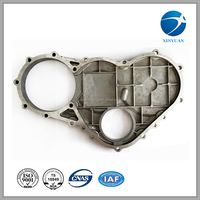 sand casting aluminum alloy motorcycle parts sand cast