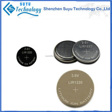 High temperature battery CR2450HT/CR2032HT button cell battery for high temperature sensor