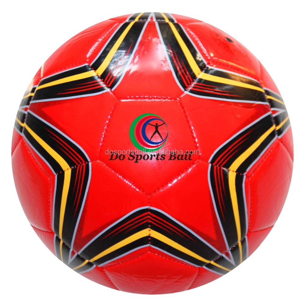 custom your own logo/pattern/branding/color PU soccer ball size 5