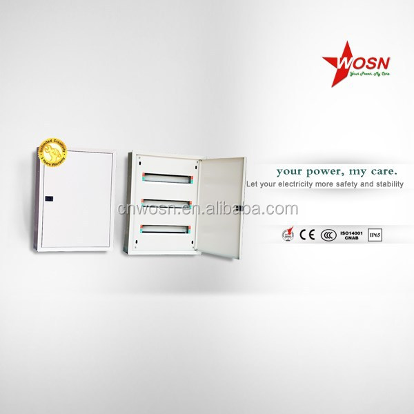 Chinese manufacture supply IP65 electrical distribution box size