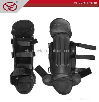Riot control suit /police anti riot uniform/military leg protector