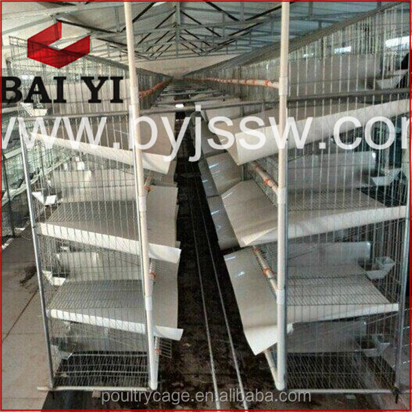 Convenient Breeding Large Scale Farming Cages/Crates/Kennels/Hutches For Rabbits