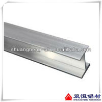 Aluminum Decking beam and trailer accessories for supporting