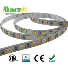 5050 60 leds Color Temperature adjustable Dimmable Flexible LED Strips