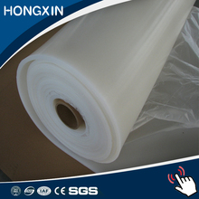 high temperature resistant odor free 1mm thin silicone rubber mat roll