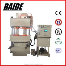 High quality and best selling hydraulic press machine,four column universal hydraulic press machine