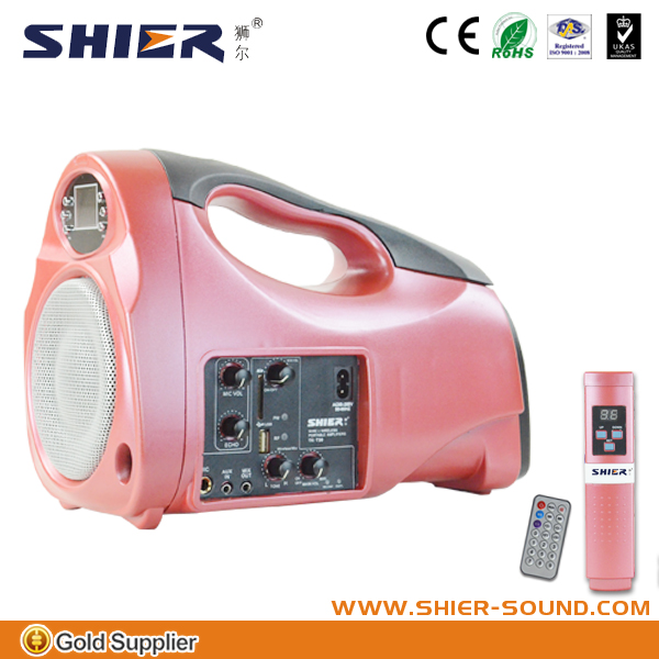 2014 new design powerless portable bluetooth cara membuat speaker aktif mini