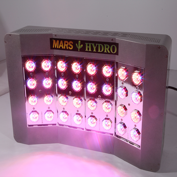 Alibaba Hot selling Products Mars Pro II 128 Full Spectrum Led Grow Light Mars Hydro Hydroponics Growing System