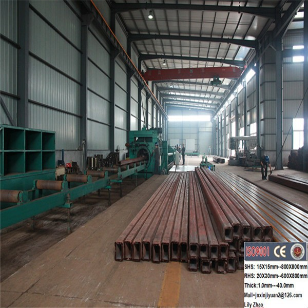 Steel tube square building materials buy