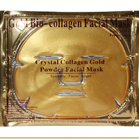 wholesale price mask Skin care / gold face mask/personal care gold facial mask for beauty