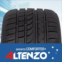 Altenzo brand car tire scrap from PDW group, Chinese tyre factory since 1983