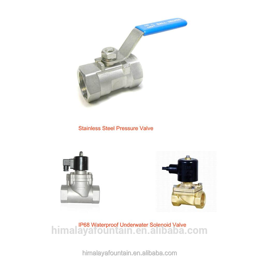 Big Water Fountain Music Fountain Equipment View Fountain Equipment Himalaya Product Details