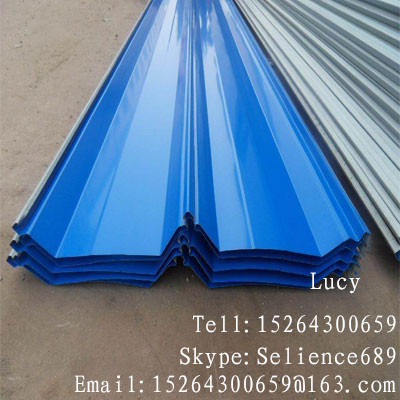 Roofing Sheet Corrugated Galvalume /Galvanized Steel Sheets in China