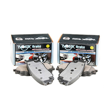 Carbon Titanium Fiber brake pads GDB1421 for BENZ