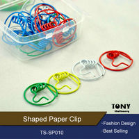 2015 Best Selling China Airplane Shaped Paper Clips
