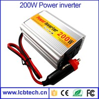 200W USB 12V DC to AC 220V Car Auto Power Inverter Converter