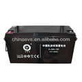 High Quality Silicone Battery with 10-20 years Service Life as PV Storge Battery