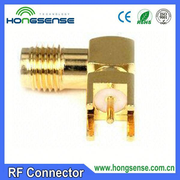 RF Connector SMA connector pcb connector male female