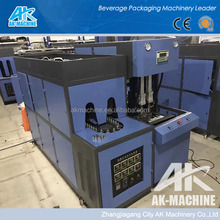 Semi Automatic PET bottle blow molding machines price for sale