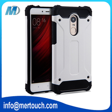 For Xiaomi Redmi Note 4 case Hybrid Rugged Armor Shockproof phone case, For Xiaomi note 4 cover
