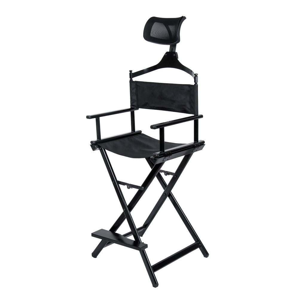 Lightweight Aluminum Beauty Parlor Chair Headrest Beauty Salon Equipment Chair