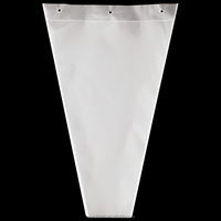 Good and cheap factory supply plastic clear flower sleeves for flower shop