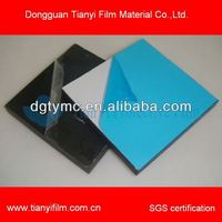 PE protective film for pvc window profile scrap