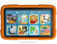 "New FDA Approval Rugged Shockproof Kids Friendly 7"" Silicone Tablet Case For Fire Kids Edition 7"" Display 2015 released"