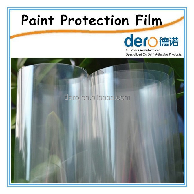Hot sale paint protection vinyl film for car with high quality