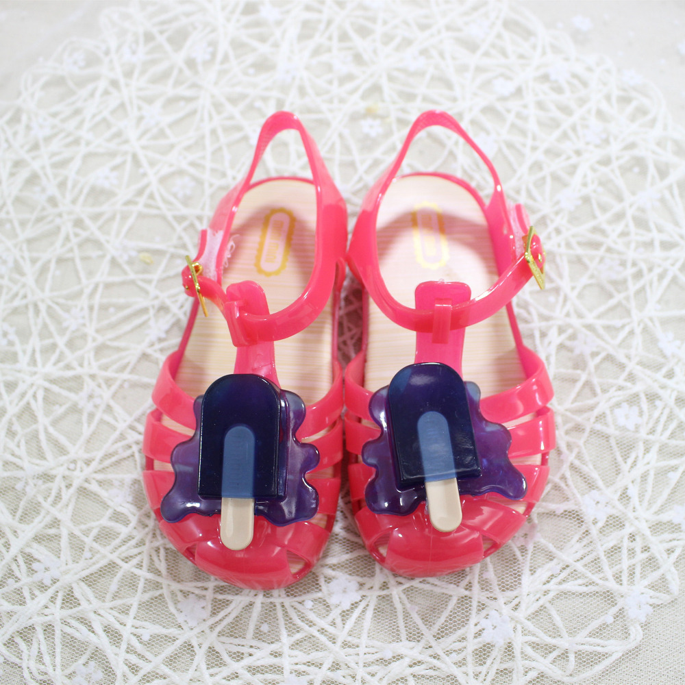 Cool Style China Wholesaler China Manufacturer Sandals Wholesale Jelly Sandal PVC Girls Shoes