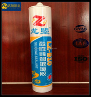 High quality removable glass cement silicone sealant for wood