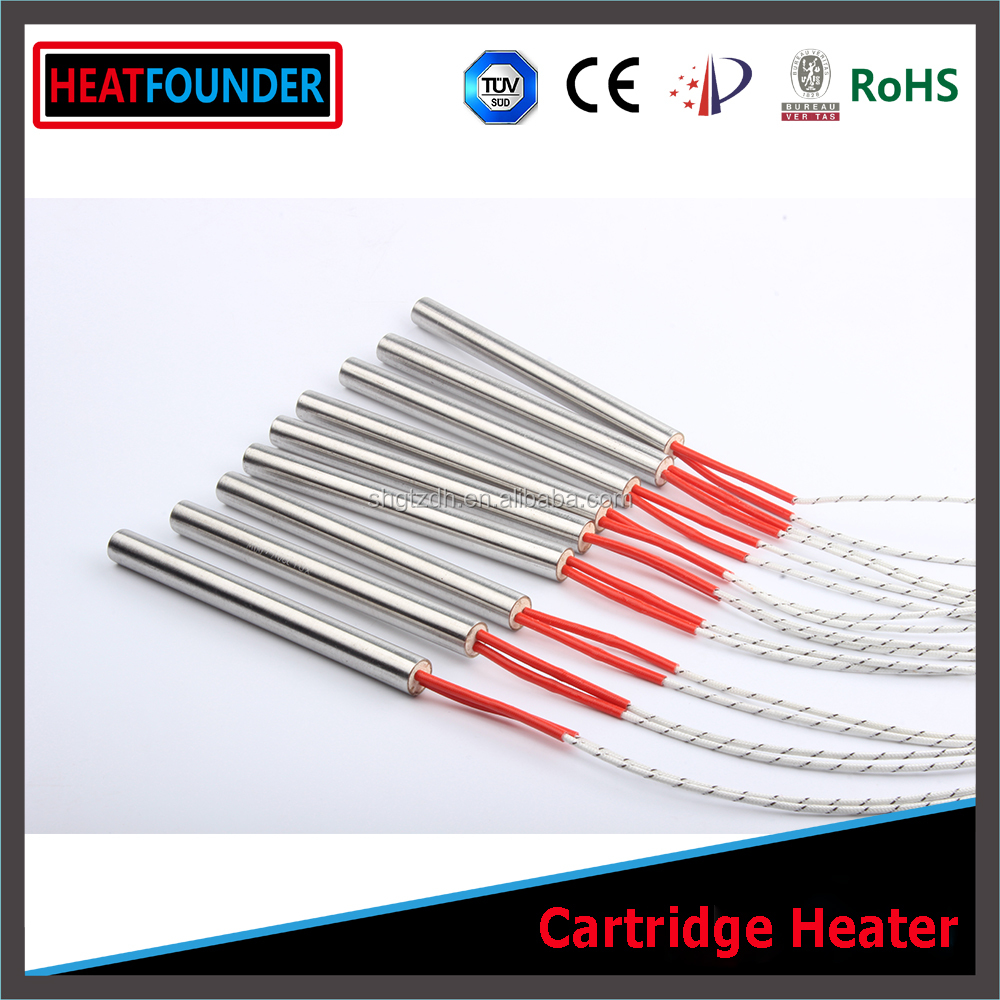 HEATFOUNDER 12v 24v 3mm/4mm/5mm cartridge heater