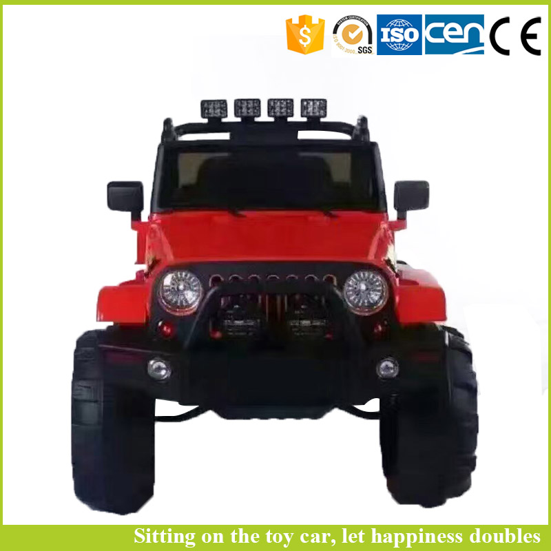 Good quality ride on kids car remote control kids battery operated car children jeep