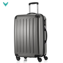 New <strong>Fashion</strong> 24Inch ABS And Polycarbonate Suitcase Sets Hardside Spinner Luggage Cases For Women Girl Men