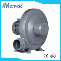 high pressure turbo blower small centrifugal fan blower inflatable fan blower for gas transmission
