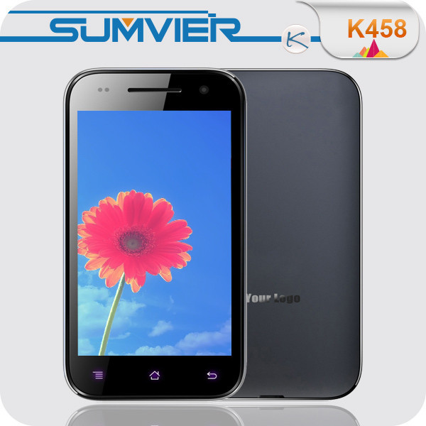 4.3 inch AMOLED 960*540 MTK6582 Quad Core 1GB/4GB Android Non Camera Phone