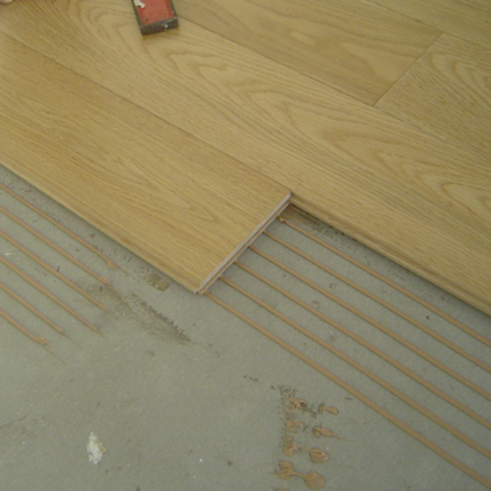 Thixotropic Wood Floor Installation PU Adhesive Sealant
