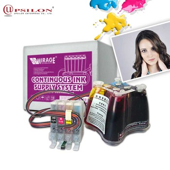 Factory Price Diy Capacity Ink Tank Ciss For Epson Cx5500