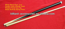 "57"" Economy 1/2 Center Joint Ramin Wood Billiards Pool Cue"