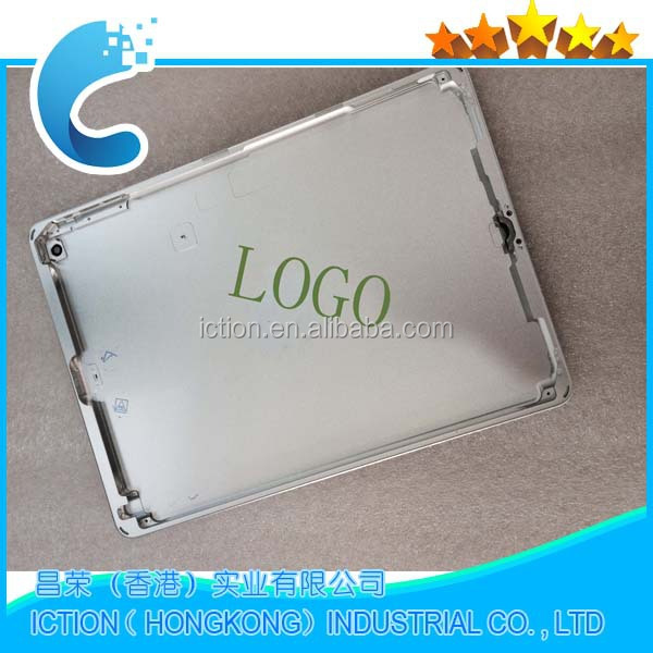 Rear Housing Back Cover for iPad Air iPad 5 Battery Door Wifi+Cellular Version White Gray Original quality Repair