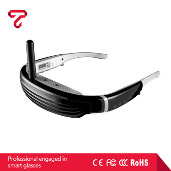 Multifunctional 4:3 HD screen smart VR Glasses With WIFI