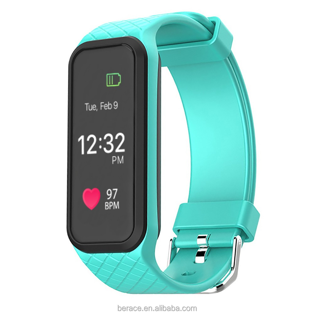 High quality unique colorful screen multi-touch smart bracelet <strong>bluetooth</strong> with CE ROHS FCC certifactes