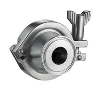 304 316L stainless steel non return valve