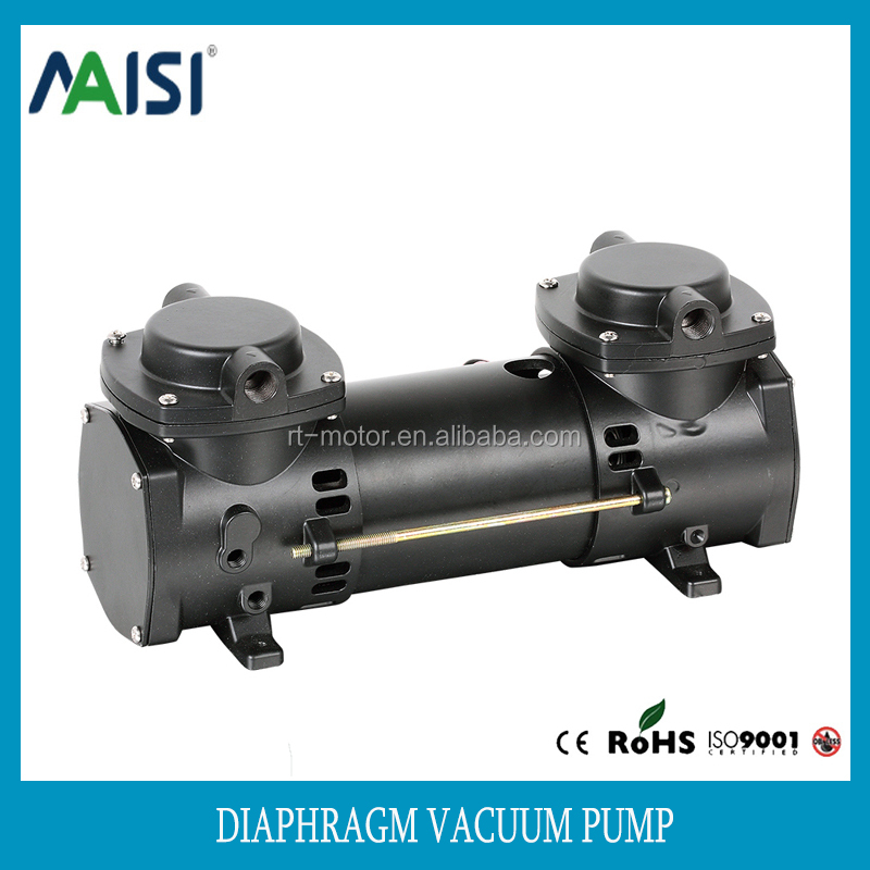 24v oilless diaphragm vacuum 12 volt micro air pump