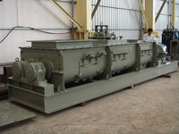 Blast Furnace Steel Plant Pug Mill Machinery