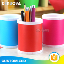 Promotional selling best price printed eco-friendly tubular penrack