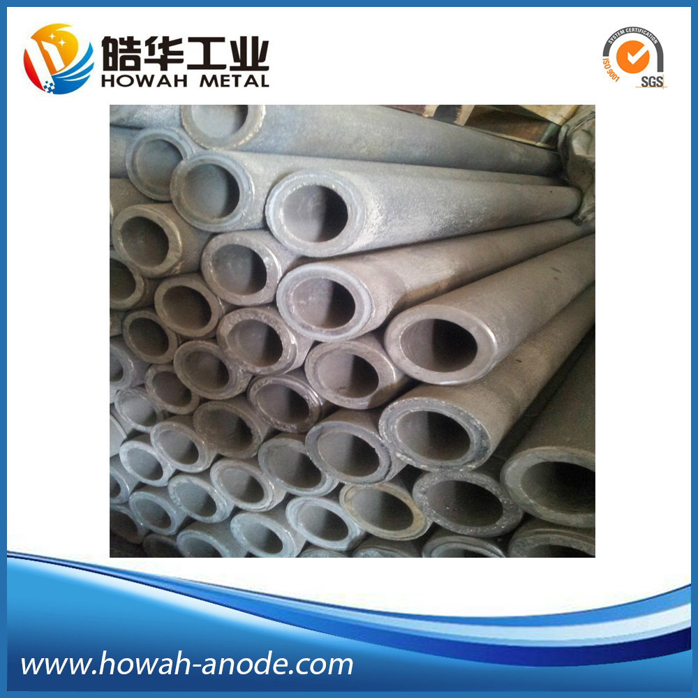 High Silicon Cast Iron Anode for Sale