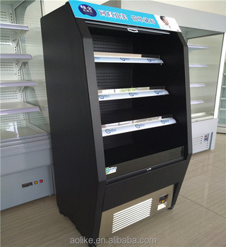 Supermarket & Store Multi Deck Display Open Chiller/Cooler for drink