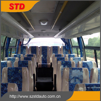 2016 new design 35 seats bus for sale